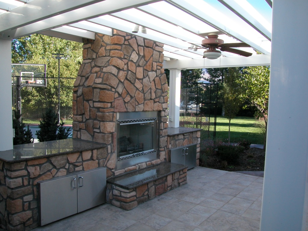 Denver Custom Fireplace Installation Colorado-10
