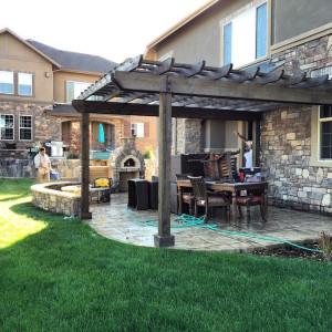 Denver Custom Fireplace Installation Colorado-13