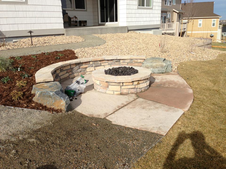 Denver Custom Fireplace Installation Colorado-32