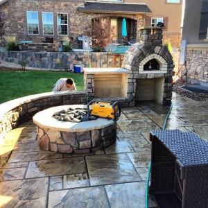 Denver Custom Fireplace Installation Colorado-9