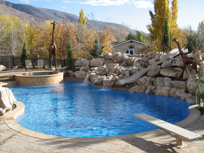 Pools Denver Custom Landscaping best-6
